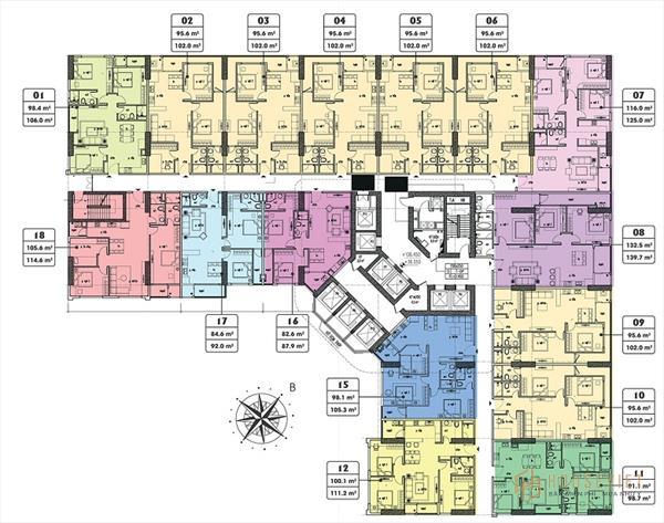 Chính chủ cần bán căn góc chung cư Golden Park Tower, Cầu Giấy, dt 116m2