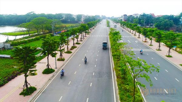 Bán 197m2 đất 2 mặt đường tại Kiên Thành mặt đường 40m Đông Dư - Dương Xá - Vinhome Gia Lâm