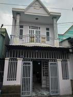 Cần bán gấp căn nhà 1 trệt 1 lầu nằm ngay chợ Chánh Mỹ, Thủ Dầu Một BD giá 1 tỷ 400tr/75m2