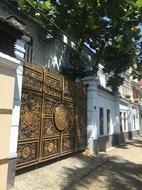 Bán biệt thự sân vườn đường 81 P Tân quy, gần Lotte Q7 30x30m+ 102ty