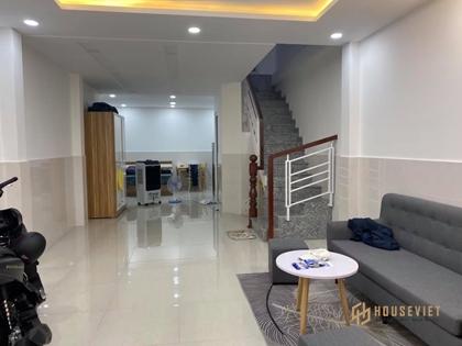 Nhà hẻm 6m Lê Văn Sỹ 64m2 4.3x15 2 tầng 8.2 tỷ