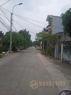 bán lô đất mặt đường liên thôn xã chương dương - thường tín - hn