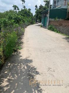 Cần bán gấp mảnh đất siêu đẹp mặt đường hạ thái- duyên thái- thường tín- hà nội