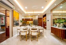 Mở bán căn hộ cao cấp The Emerald Golf View Bình Dương, Thanh toán 30% nhận nhà, chiết khấu 2%