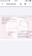 Bán đất vườn Bình Thuận 9865m2 giá 690 triệu, bao mọi phí, lh 0945801998