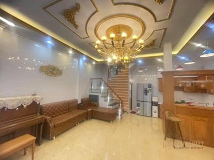 Nhà Đường Đồng Đen Quận Tân Bình DT 68m2 Nở Hậu Giá chỉ 8 tỷ 5