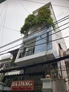 Bán nhà HXH né Lê Văn Sỹ Q3, 110 m2, 6 tầng, 14 PN, 9 WC, sổ đẹp, chỉ 19 tỷ.