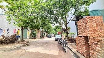 Bán đất phân lô KĐT Dương Nội. 50m2, mt 4m. lh 0847.324.999