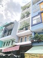 Bán nhà đẹp 3 lầu mặt tiền chợ Nguyễn Thị Tần Phường 2 Quận 8 - LH Ms Sương 0933862860