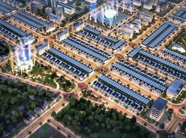 Khu đô thị hành chính mới tnr star đakdoa- gialai