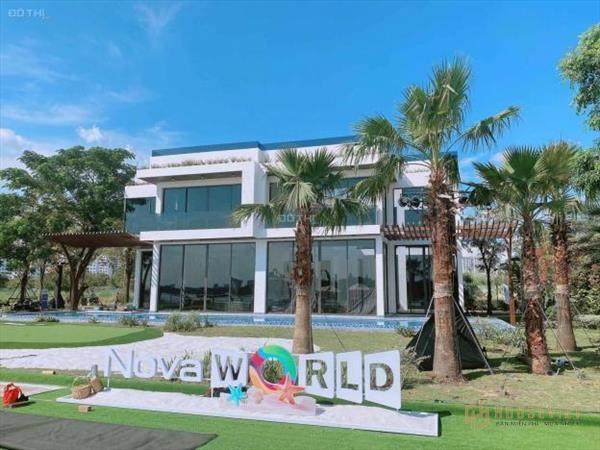 Mở bán mới biệt thự pga golf villas novawold phan thiết. giá chỉ 40triệu/m2
