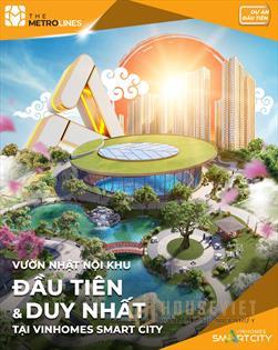 Cần bán nhà Vincom Smart City, Đại Mỗ Nam Từ Liêm, Hà Nội Phân khu SAKURA tòa SA2