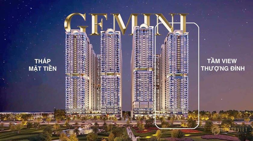 Mở bán tháp Gemini căn hộ Astral city, liên hệ chọn căn đẹp