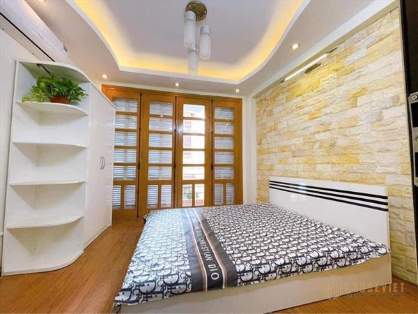Bán chung cư mini 5 tầng- 9 phòng ngõ 180 Phú Mỹ, DT 55m2 - MT 4m, giá 4.98 tỷ
