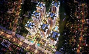 Bán căn hộ chung cư Biên Hòa Universe Complex, Biên Hòa, Đồng Nai diện tích 66m2, giá 2.25tỷ