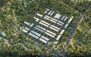 Bán đất nền khu đô thị Diamond Riverside Tiên Hội, Đại Từ Thái Nguyên chỉ 10 tr/m2