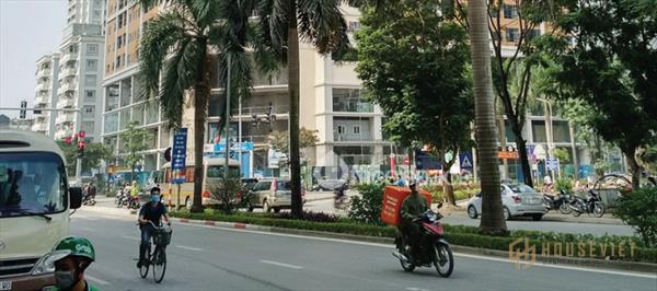 Bán nhà mặt phố đường Nguyễn Cơ Thạch Nam Từ Liêm dòng tiền 480 triệu năm