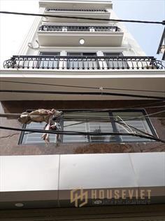Bán gấp nhà Mỹ Đình – Nguyễn Hoàng, gần ô tô, 6 tầng hiện đại, anh sinh đỉnh nhỉnh 4 tỷ