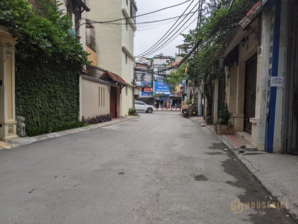 [Ảnh Thật] bán nhà mặt ngõ rộng 10m Trương Định, Tân Mai, Hoàng Mai. DT 50m2x5T giá 6.9 tỷ