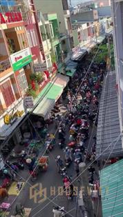 Cần bán nhà 3 tầng mt Cù Chính Lan sát chợ Thanh khê vị tr kinh doanh buôn bán đắc địa - 0901151246