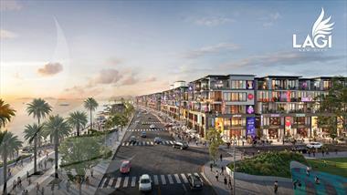 Lagi New City, đất nền sổ đỏ ven biển tại Bình Thuận
