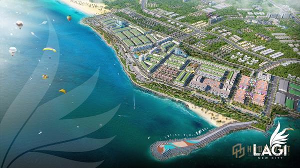 Đất nền mặt tiền biển, cam kết lợi nhuận 14%, sở hữu lâu dài