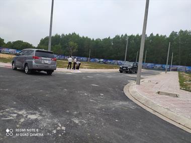 Bán đất sổ riêng xã Lộc An gần sân bay Long Thành, sổ riêng, giá 17 triệu/ 1m2. Lh: 09478