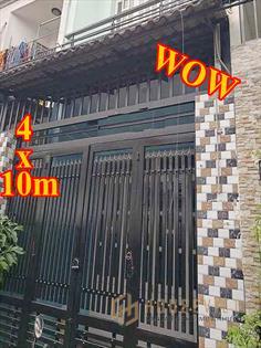 Trung tâm Quận 10, 40m2, ngang 4m, 3 tầng, ở ngay chỉ 5,2 tỷ lh 0978085762