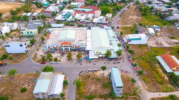 Đất nền phố chợ nam Đà Nẵng, tâm điểm đầu tư, an cư vừa ngay chợ lại cạnh khu công nghiệp