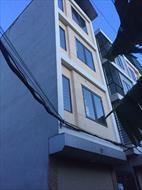 Bán nhà Yên Nghĩa, Hà Đông, nhà đẹp ngõ thông, 39m2 x4 tầng 2 tỷ;