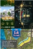 Bán đất xây Villa ở Pleiku, Gia Lai. DT: 300m2 - Giá 468tr, Thổ cư 100% - SHR. Đường 12m.