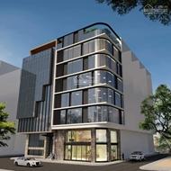Bán Tòa Nhà văn phòng, dịch vụ mặt phố quận Đống Đa. DT 510m x 10T, MT 20m, 210 tỷ thương