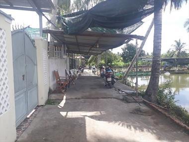Bán nền biệt thự hẻm 2 đường Lê Anh Xuân, Diện tích gần 400m2, ngang 7