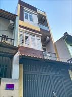 Bán nhà đẹp hẻm xe hơi đường Đô Đốc Long, quận Tân Phú, 64m2, 4 tầng, 7.5 tỷ