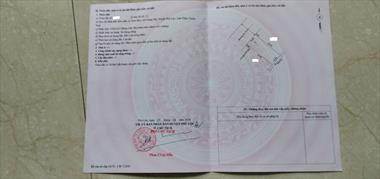 Bán đất Phú Lộc, Huế: Diện tích: 250m2 (10x25). Giá 780 triệu.