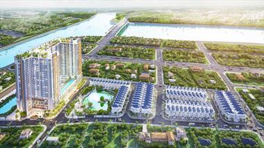 Căn hộ quận 7 LK - Phú Mỹ Hưng - Nguyễn Lương Bằng