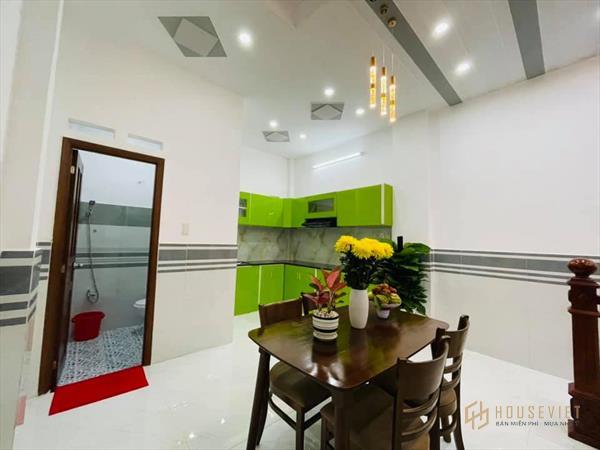 Bán Gấp Nhà Nguyễn Thái Sơn, Gò Vấp, Ngang 3m, Chỉ 2,95 Tỷ