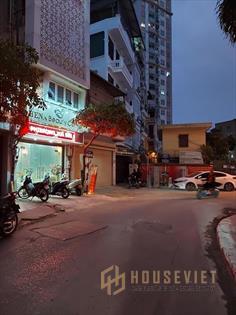 Bán nhà Mặt Phố Nguyễn Đức Cảnh, 81m2 x MT 4.9m, Nhà C4 mặt phố, Sổ đỏ vuông đẹp