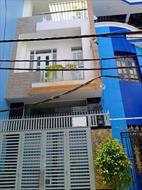 Bán nhà 4 tầng hẻm xe hơi đường Gò Dầu, phường Tân Quý, Tân Phú, 9.3 tỷ