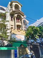 Bán nhà mặt tiền quận Tân Phú, 78m2, 5 tầng, 12.5 tỷ
