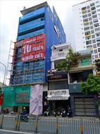 Bán nhà mặt tiền đường Lũy bán Bích, phường Hòa Thạnh, quận Tân Phú, 21.5 tỷ