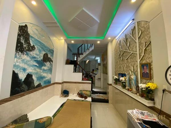 Nhà bán, Lê Hoàng Phái, dt: 58 m2, giá 4,7 tỷ, Phường 17, Quận Gò Vấp