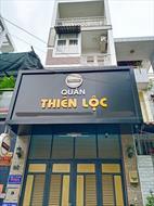 Bán nhà mặt tiền đường Lê Lăng, quận Tân Phú, 70m2, 4 tầng, 10 tỷ