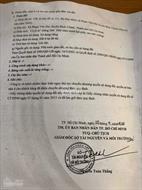 Chính chủ cần bán lô 112,6m2 lock M15, KDC Phạm Văn Hai, Bình Chánh, 3.6 tỷ