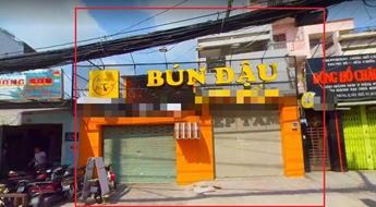 Nhà cho thuê Mt Âu Cơ, trung tâm quận TP, Tân Bình