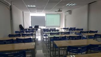 Cho thuê phòng học tại Võ Võ Văn Tần, p5, Q3