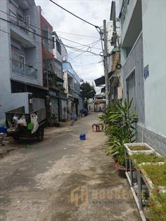 Bán nhà Đường Hương Lộ 2, Bình Tân, 3 lầu, 4x18, Giá 4 tỷ 100