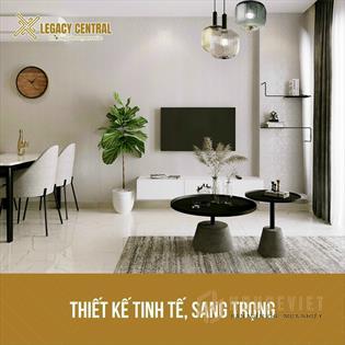 Đất chung cư giá rẻ, giao thông tiện lợi, trung tâm Thuận An, Legacy CentraL, QLSP: 0978161245
