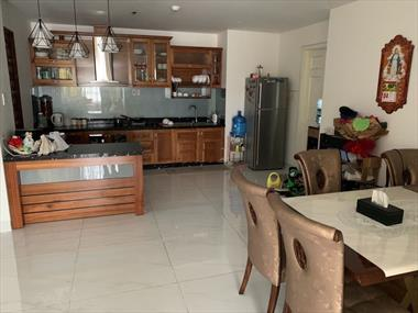 Tôi cần bán gấp căn hộ Samland Giai Việt Q8, 150m2 3pn căn góc SHR