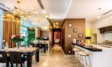 Xuất hiện căn hộ xanh giữa lòng quận 7 với giá tốt nhất khu vực liền kề Phú Mỹ Hưng